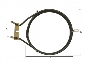 HFS1 oven element
