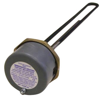 3kw, 16inch Incoloy Immersion Heater