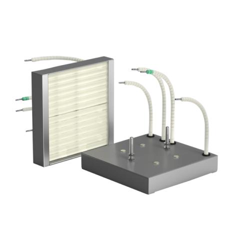 SQE Quartz Infrared heating element